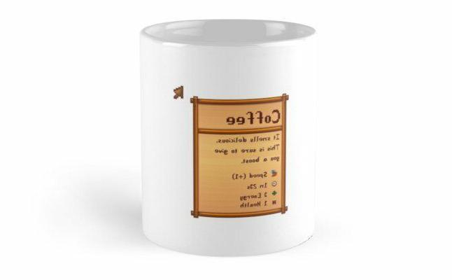 stardew valley coffee mug video game 11