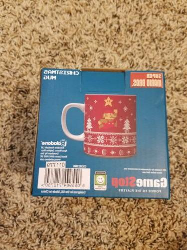 Super Mario Bros. Sweater Mug