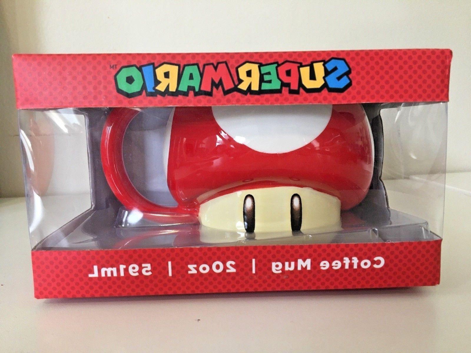 super mario bros power mushroom