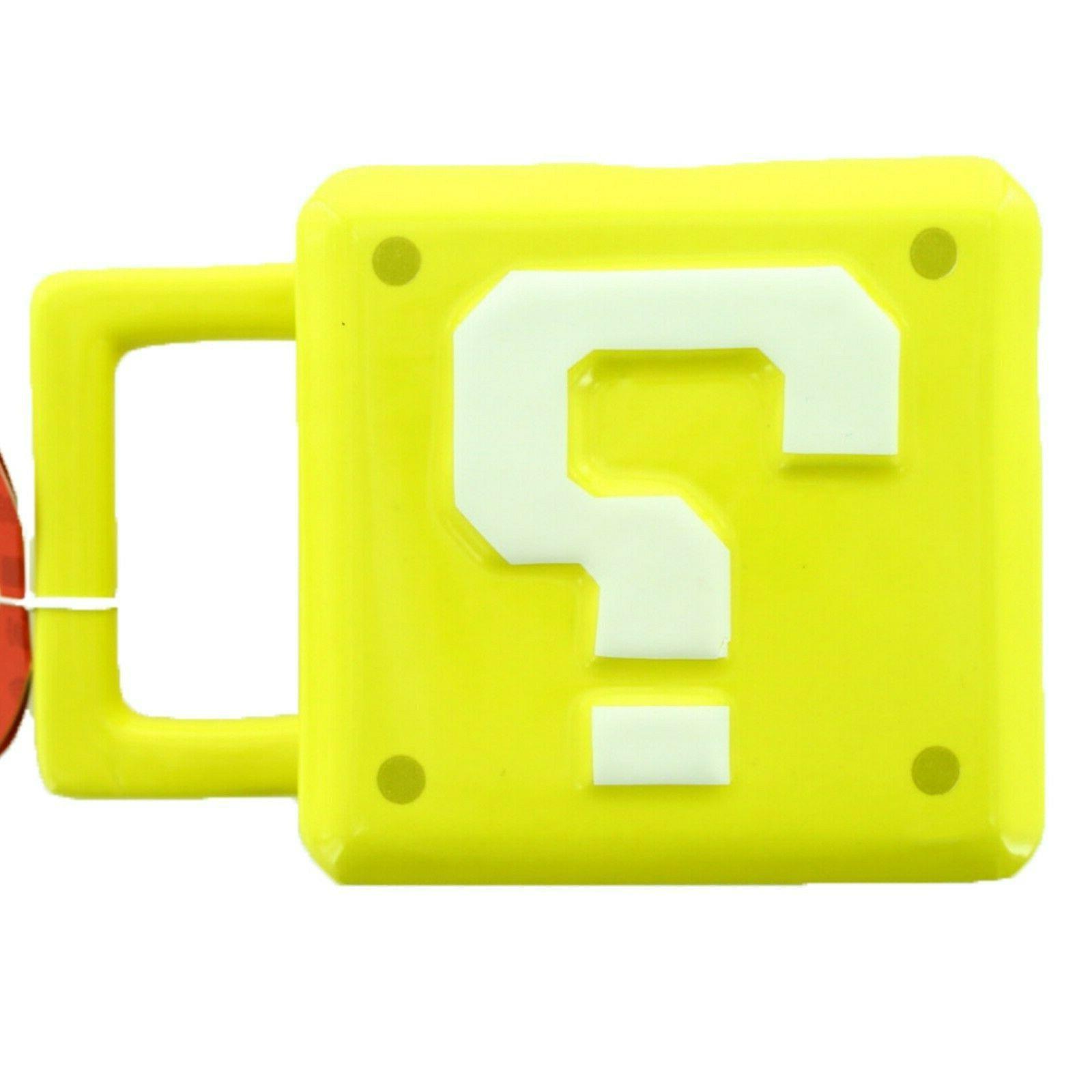 Super Brothers Block Ceramic Mug. Paladone.