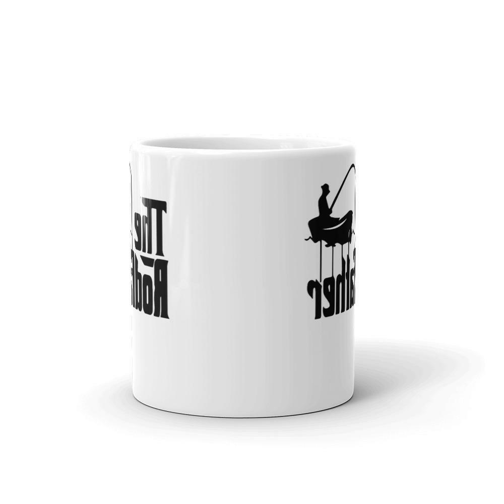 The Rodfather Coffee Mug Dad Dishwasher
