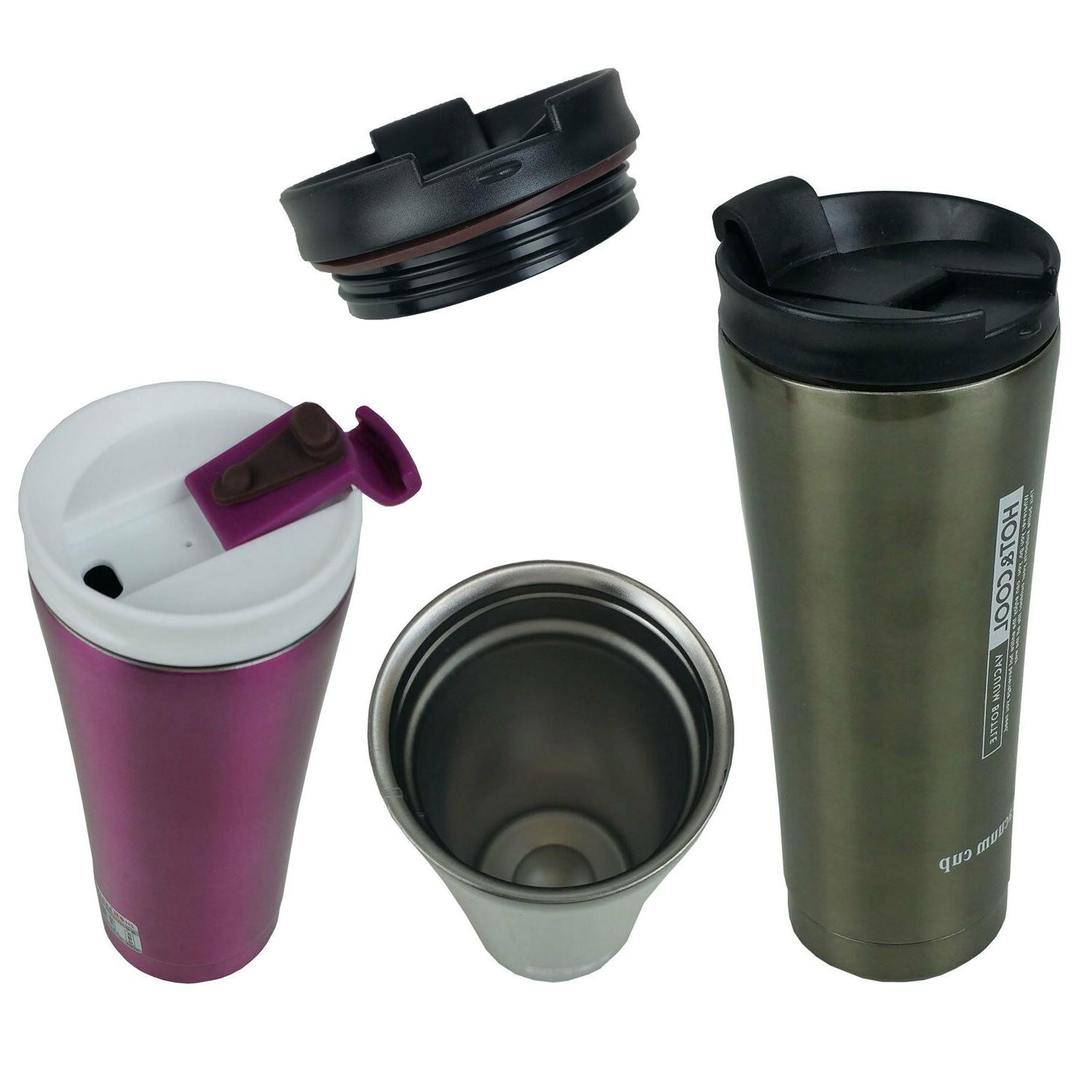 Insulated Coffee Stainless Thermos Top