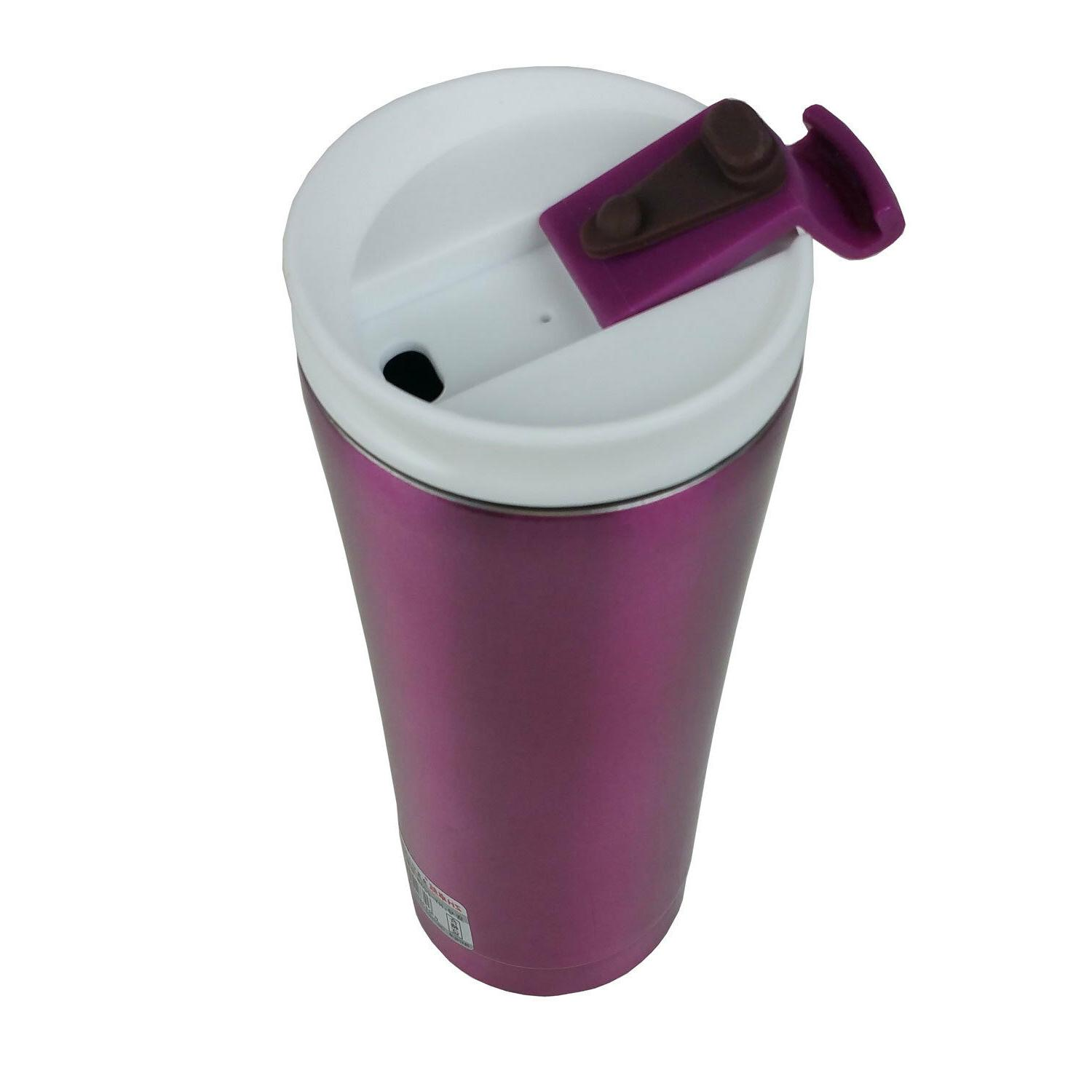 Insulated Coffee Stainless Cup Thermos Top