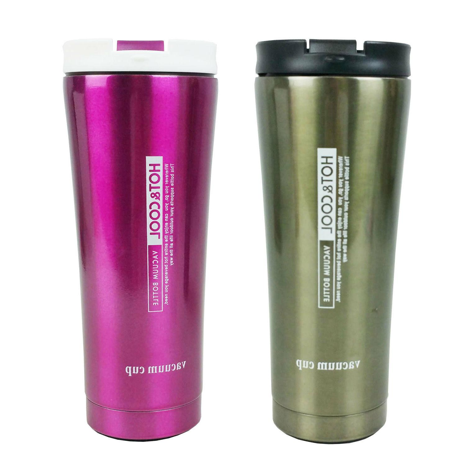 Insulated Coffee Stainless Steel Thermos