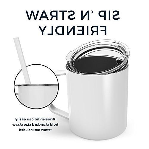 Maars Mug, 14 Double Wall Vacuum Camp Cup -