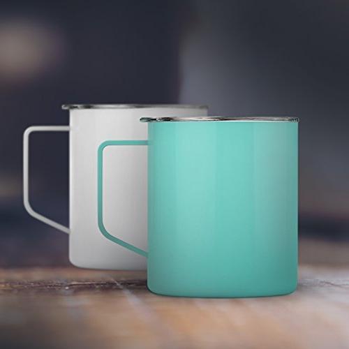 Maars Mug, Double Wall Vacuum