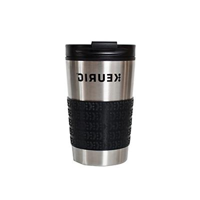 travel coffee mug with lid insulated stainless