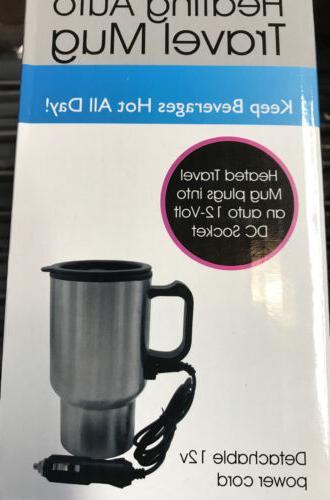 Travel Maker Tea Pot Heating Kettle