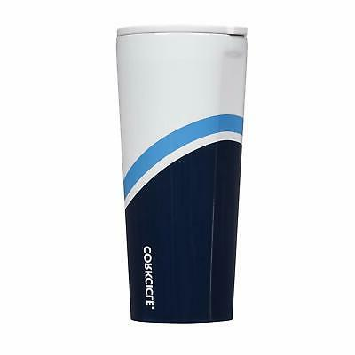 triple insulated stainless steel travel mug 24