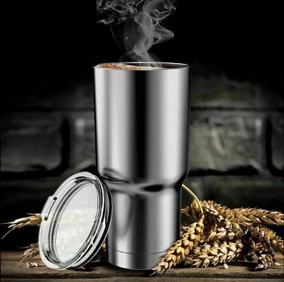 US 30OZ Coffee Cup Vacuum Stainless Steel Insulated Insulati
