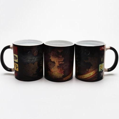 US Changing Coffee Game of Thrones Cup Birthday Gift