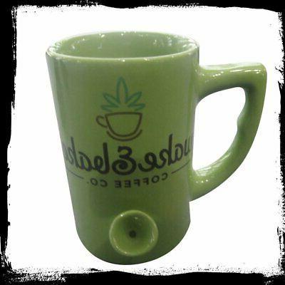 wake and bake coffee mug