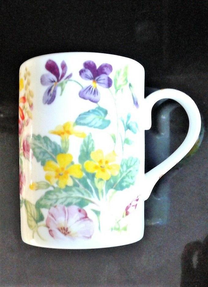 Roy KIRKHAM Wild Fine China Tea cup MUG