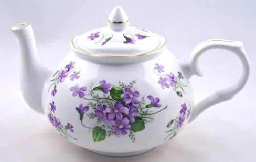 wild violet chintz