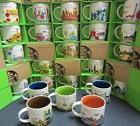 Starbucks YOU ARE HERE ~YAH~ City Mug - YOU PICK Multiple Ci