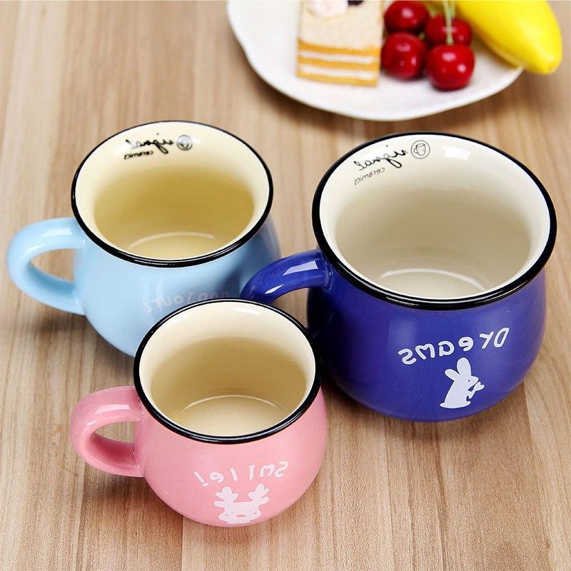 Zakka Ceramic and <font><b>Mug</b></font> Enamel Tea and Creative Gifts