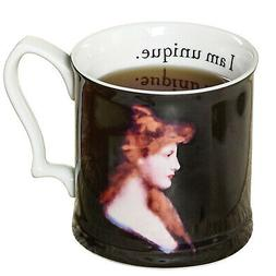 Victorian Lady I Am Unique Redhead Mug