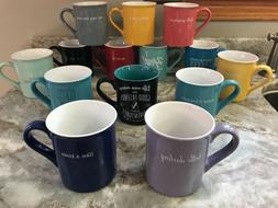 Large 16 oz Coffee Mug Different Designs And Colors. Your Ch