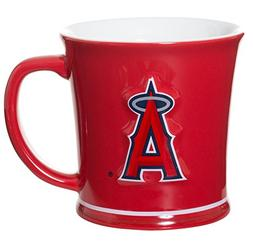 Boelter Los Angeles Angels of Anaheim Sculpted Coffee Mug 15