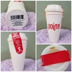 Lots Cups 17oz Travel Coffee Mug Dishwasher Microwave Safe