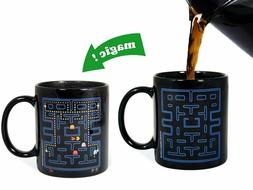Magic Heat Changing Mug Changes Color When Hot. Pick Your Th