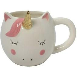 Streamline Magical Unicorn Coffee Mug,White