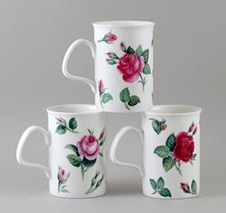Roy Kirkham Malmaison Mug - Set Of 3