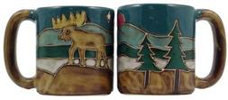 One  MARA STONEWARE COLLECTION - 16 Oz Coffee Cup Collectibl