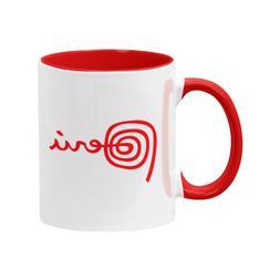 Marca Peru Coffee Mug — Peruvian Drinkware — 11 oz — P