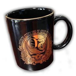 Mugs MG-0158 Grateful Dead 50th Anniversary Mug, Black