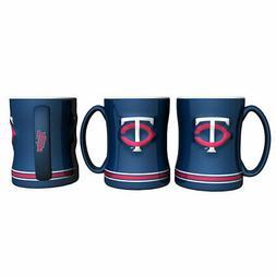 Minnesota Twins Boelter MLB Relief Coffee Mug 14oz FREE SHIP