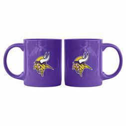 Minnesota Vikings Boelter NEW NFL Rally Coffee Mug 11oz FREE