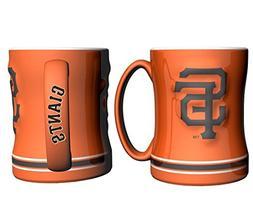 MLB San Francisco Giants Sculpted Coffee Mug, 14-ounce