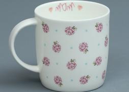 ROY KIRKHAM MOM PETITE ROSES Fine Bone China SOPHIE Mug #2a
