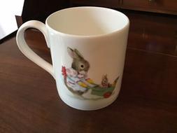 Momma Bunny Coffee Tea Mug By Roy Kirkham England Fine Bone