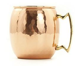 SALE!!! Moscow Mule by James Scott, 16 oz Hammered Solid Cop