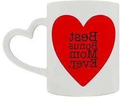 Mothers Day Gifts for StepMom Best Bonus Mom Ever Valentines