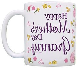 Mothers Day Gifts Mother's Day Granny Gift for Grandma Mom C