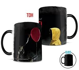 Morphing Mugs IT The Movie Pennywise and Georgie Heat Reveal