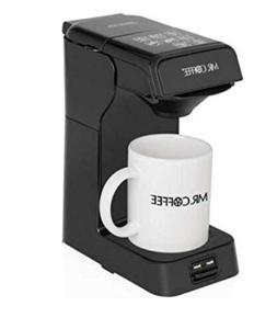 Mr. Coffee 1-Cup Coffeemaker