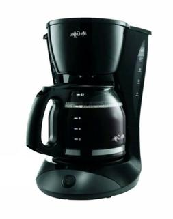 Mr. Coffee 12 Cup Switch Coffee Maker - Black DW13-RB best F