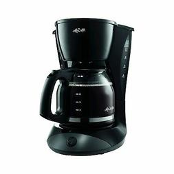 Mr. Coffee 12 Cup Switch Coffee Maker - Black DW13-RB
