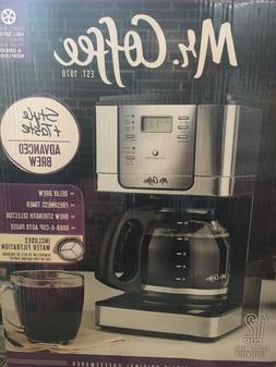 """mr. coffee Advanced Brew """"Style and Taste"""" 12-cup programmab"""