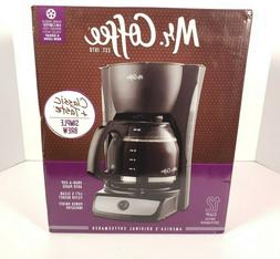 Mr. Coffee CG Series Simple Brew DW13-RB 12-Cup CoffeeMaker