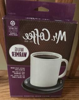 Mr Coffee Electric Mug Warmer MWBLK--Unused, Brand New In Or