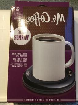 Mr. Coffee Mug Warmer for Office/Home Use, MWBLK New