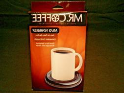 Mr. Coffee Mug Warmer -  Hot Cocoa Tea Water Espresso Cup Bo
