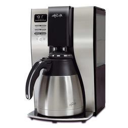 Mr. Coffee Optimal Brew 10-Cup Thermal Coffeemaker System, B