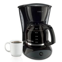 Mr. Coffee Simple Brew 12-Cup Switch Coffee Maker DW-DIS