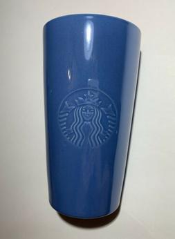Starbucks Mug Blue Pink Travel Ceramic Cup Pearl Spark Iride